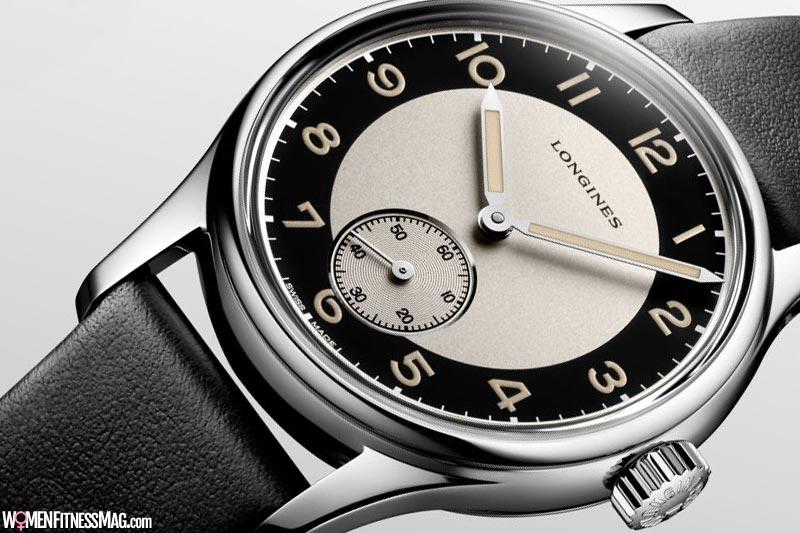 Heritage Longines Watch