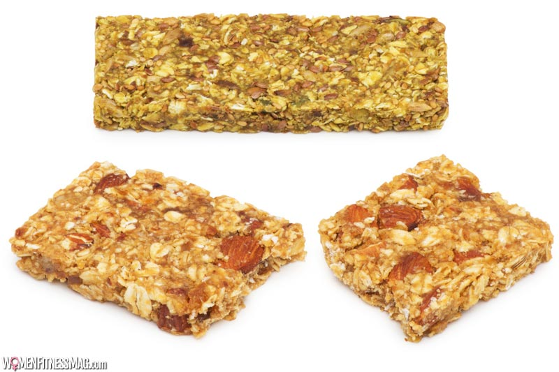 High Fiber and Protein Nutrient Bars for Weight Loss
