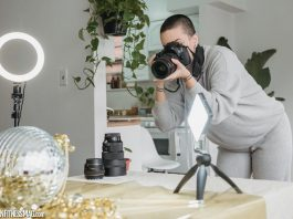 Home Photoshoot Ideas: Creative Indoor Photography Ideas