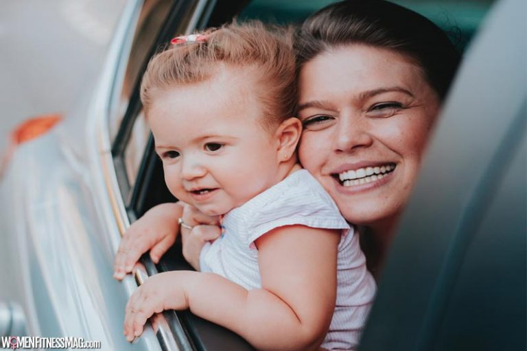 How to Survive Your First Road Trip With Baby