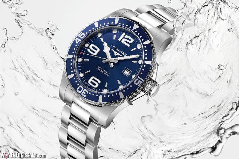 Hydroconquest Longines Watch