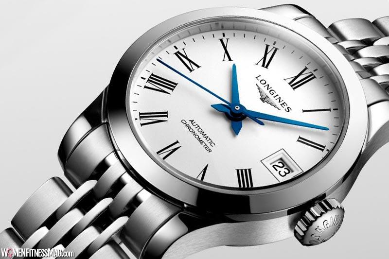 Record Longines Watch