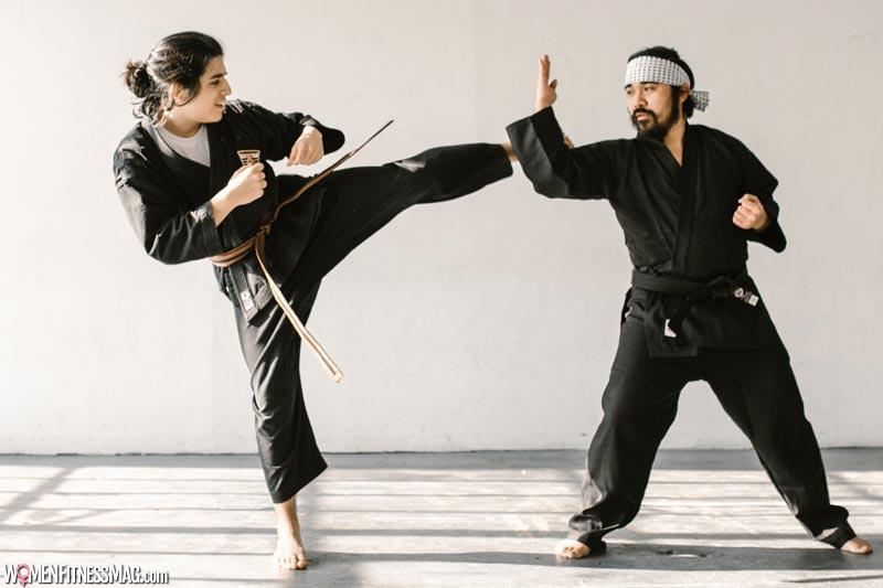 Self Defense with Brazilian Jiu Jitsu