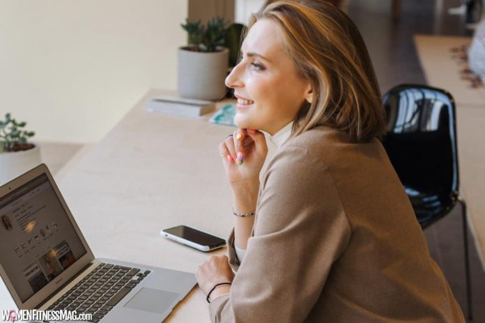 Stay Healthy As A Middle-Aged Female While Working Full-Time