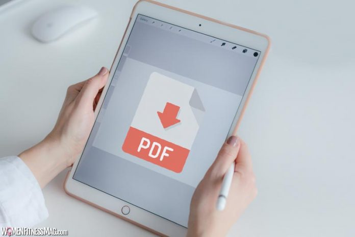 Using GoGoPDF Tool In Deleting PDF Pages From PDF Files