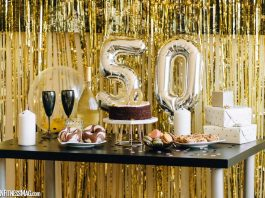 How Do You Celebrate a Golden Wedding Anniversary?