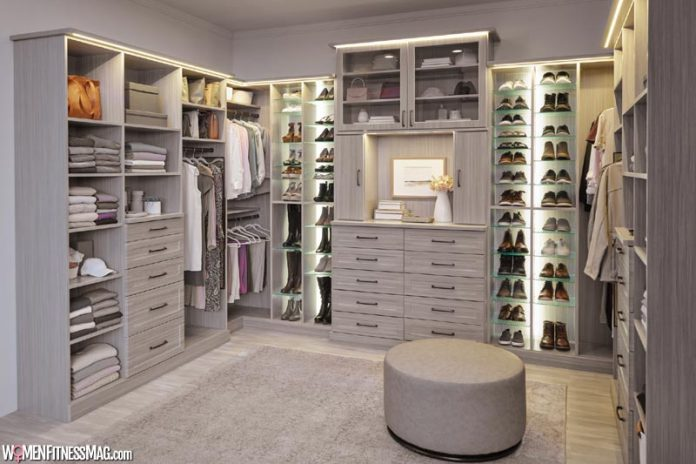 How to Finally Get the Walk-In Closet of Your Dreams