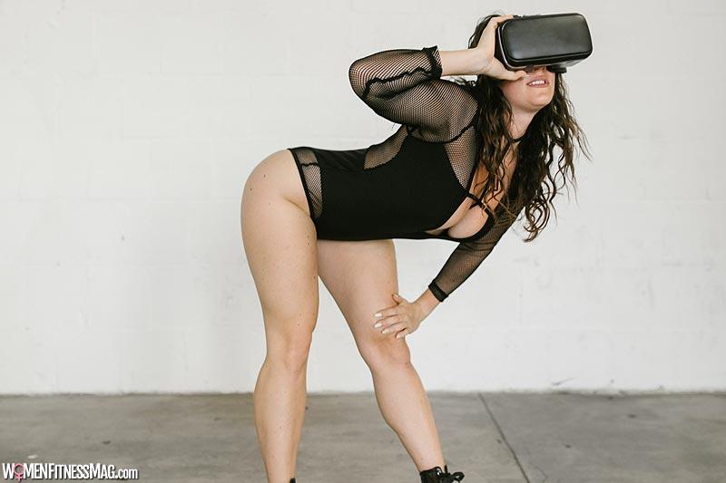 Interactive VR Sex