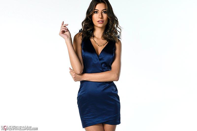 Style Statement with mini dress