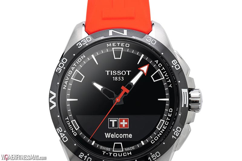 Tissot T Touch Connect Solar