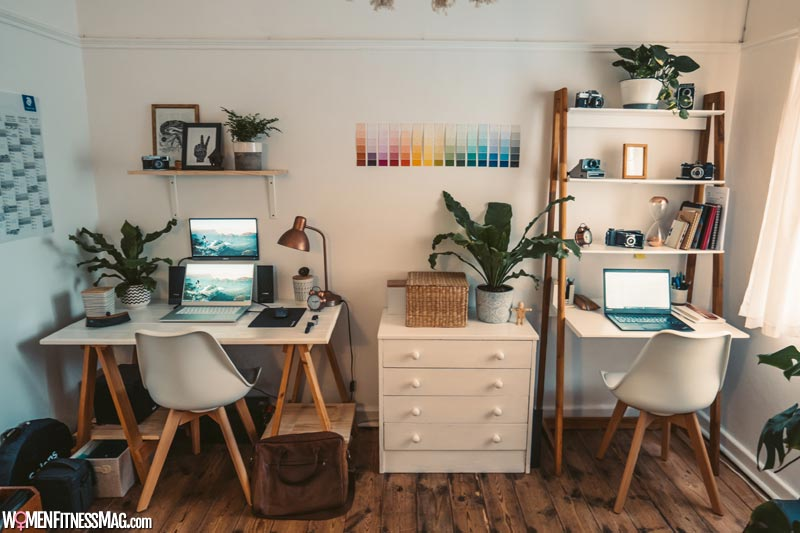 Capitalizing on Home Office Decor