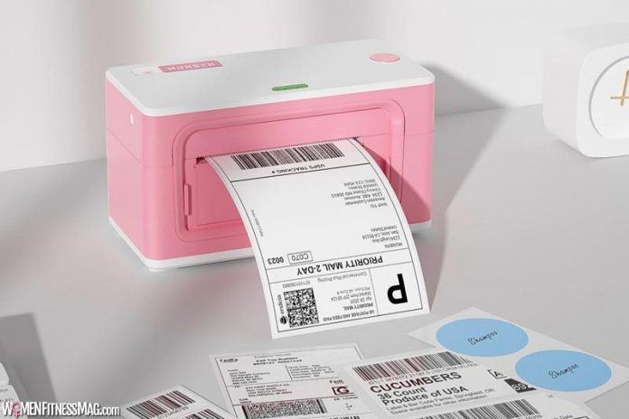 How To Make Customised Packaging Stickers And Labels Using Thermal Printer