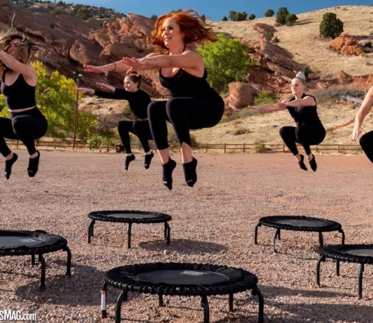 The Top 5 Trampoline Exercises for Weight Loss