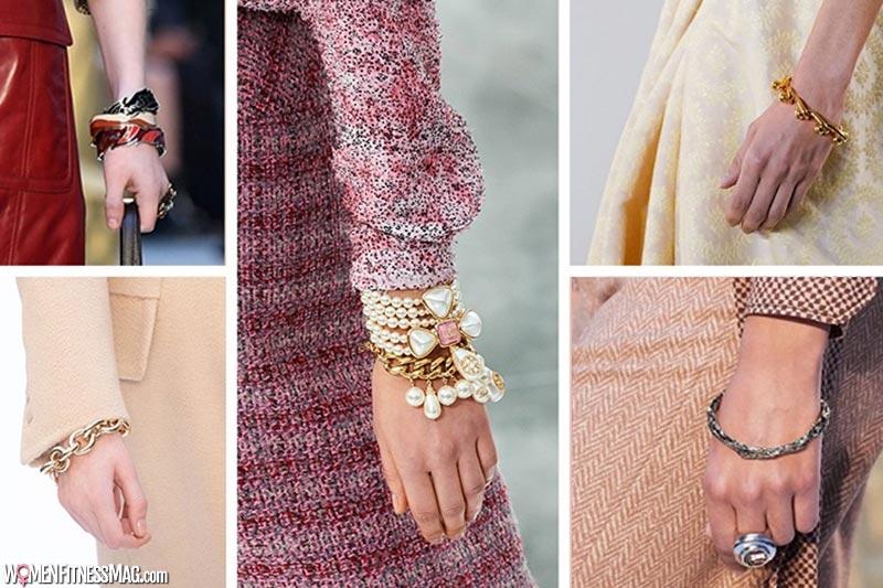 Numerous pendants and bracelets